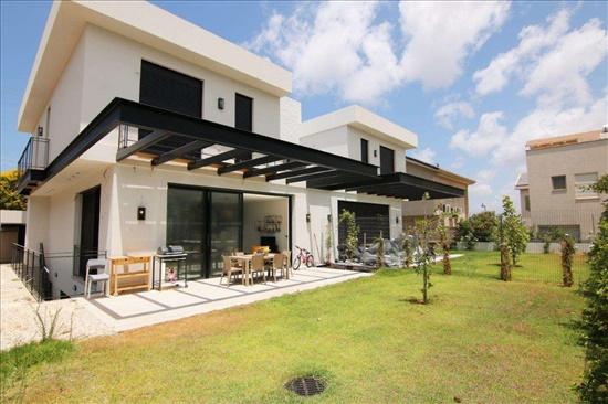 בית פרטי למכירה 7 חדרים באבן יהודה שאר העיר