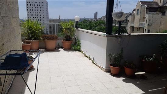פנטהאוז למכירה 3.5 חדרים בירושלים רמת בית הכרם משה קול