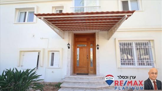 קוטג למכירה 6 חדרים באור יהודה הגלבוע