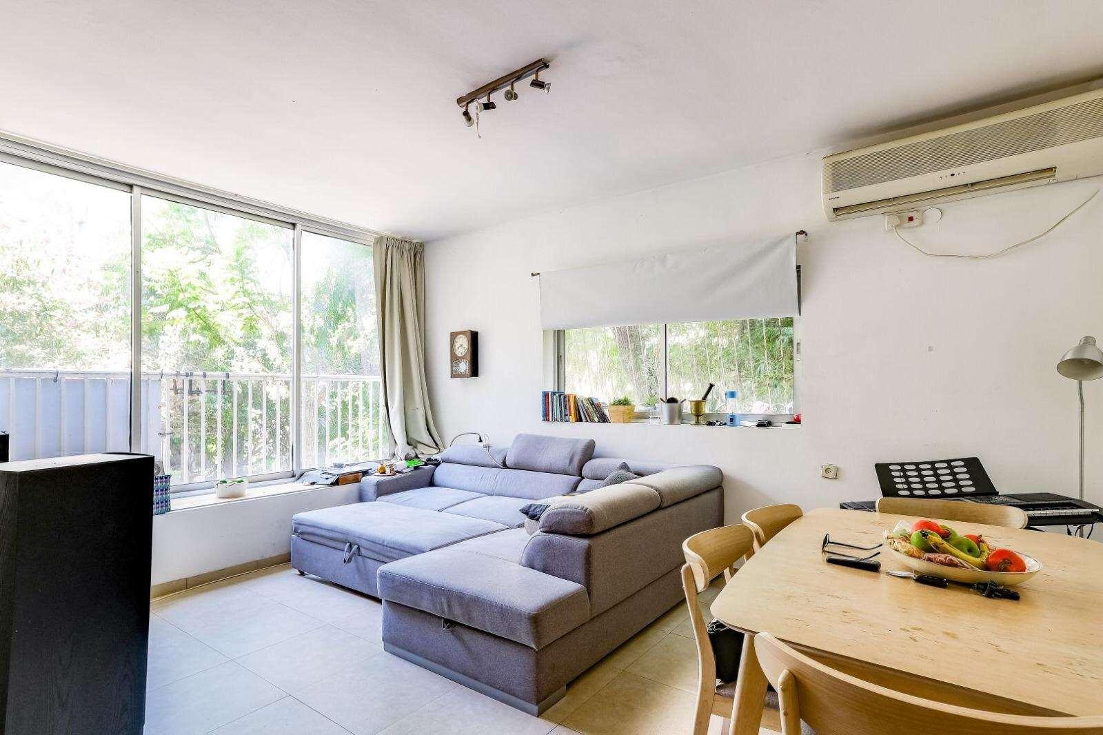 דירה למכירה 3.5 חדרים בתל אביב יפו מרכז המלך כורש