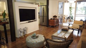 דירת גן למכירה 3 חדרים ברמת גן פבריגט