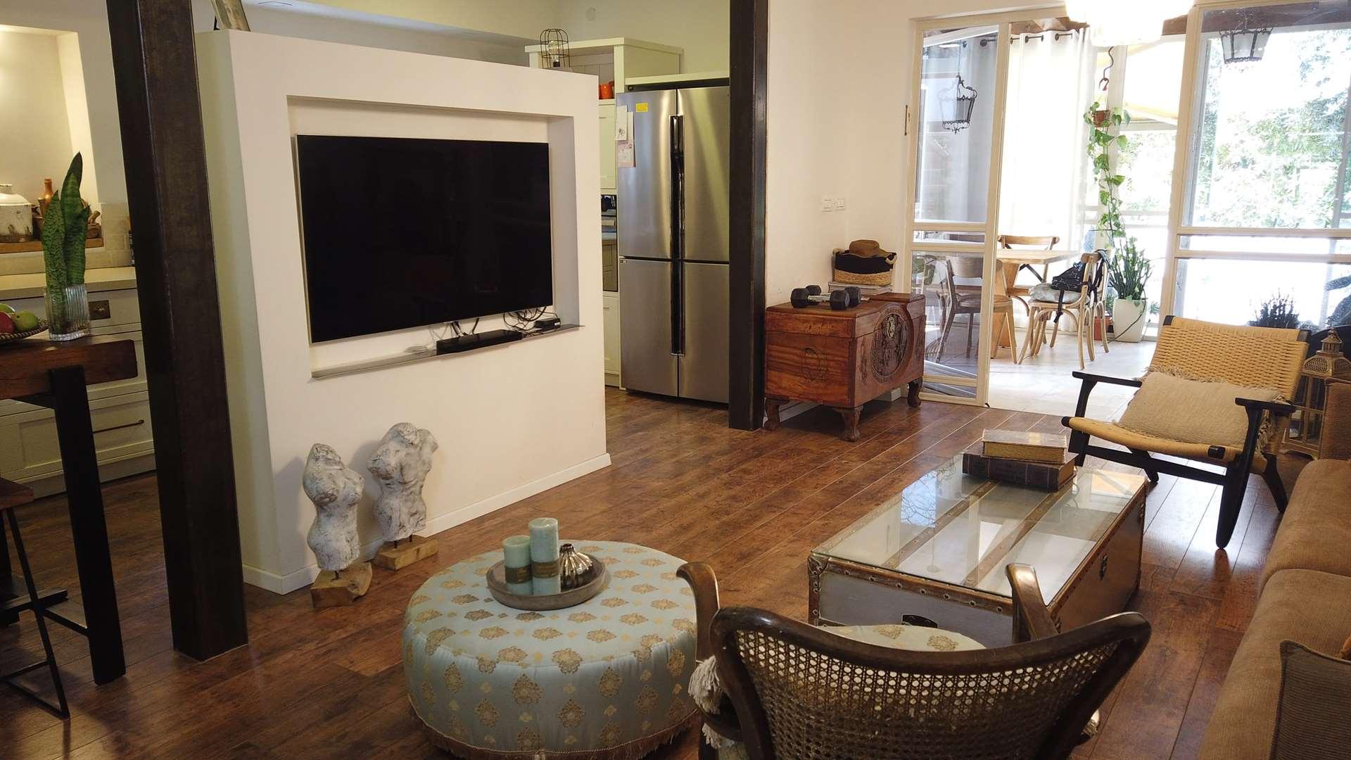 דירת גן למכירה 3 חדרים ברמת גן קריית בורכוב פבריגט