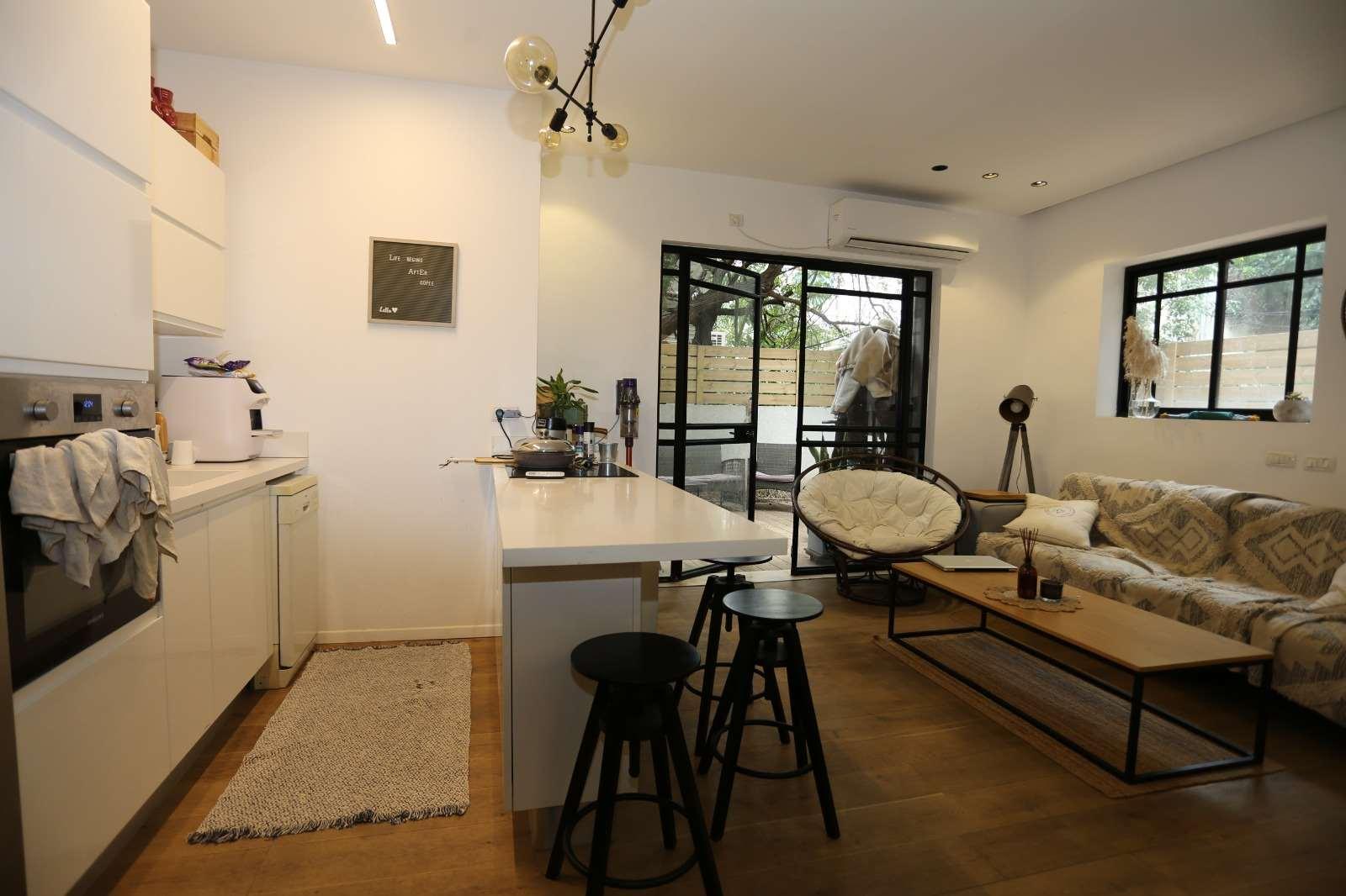 דירה למכירה 3 חדרים בתל אביב יפו הצפון הישן דיזנגוף