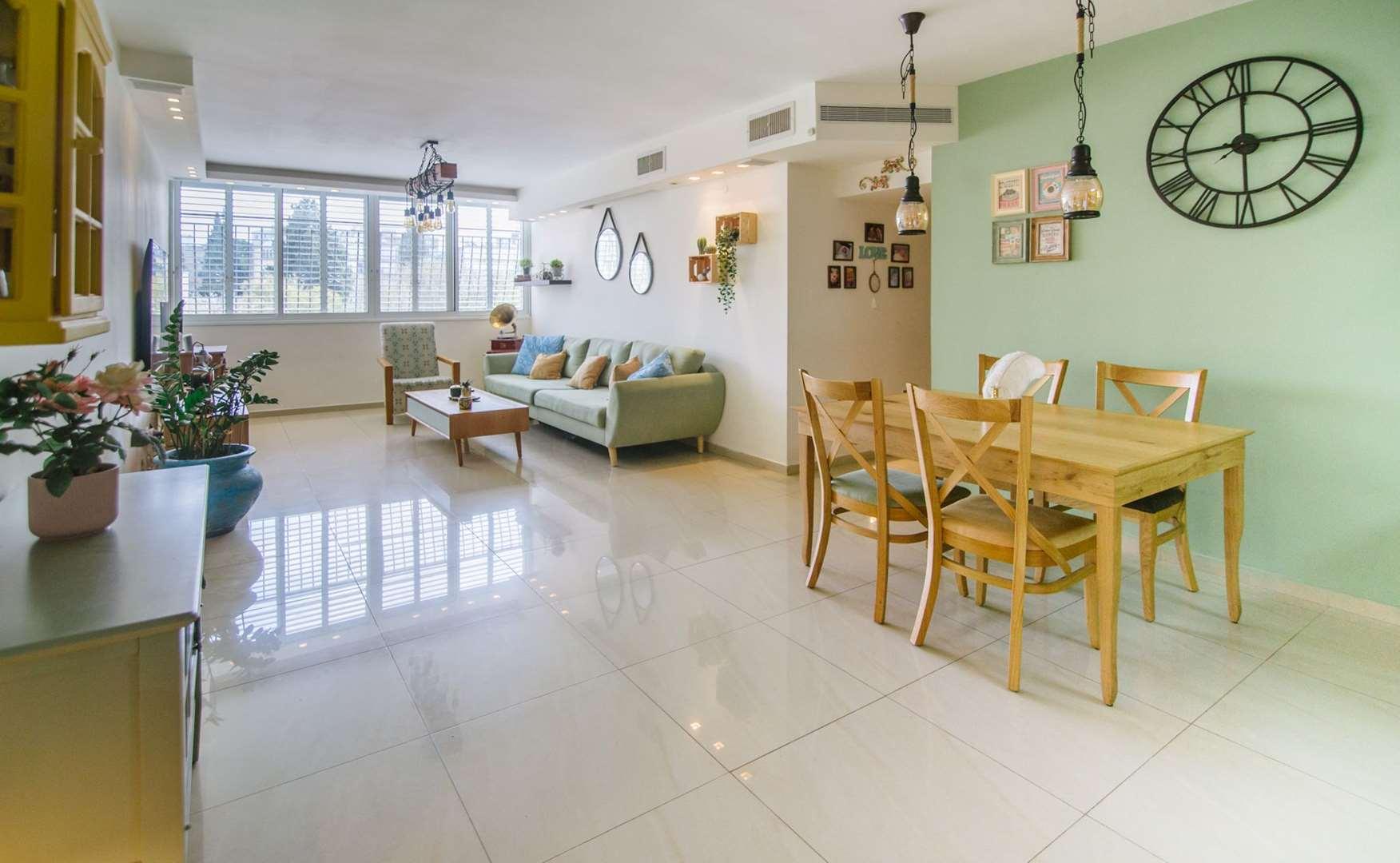 דירה למכירה 4 חדרים בפתח תקווה סעדיה גאון