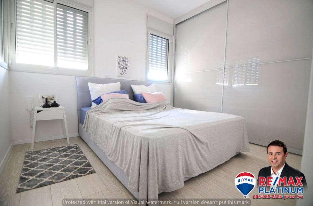 דירה למכירה 4 חדרים בקרית אונו עבר הירדן נהר הירדן