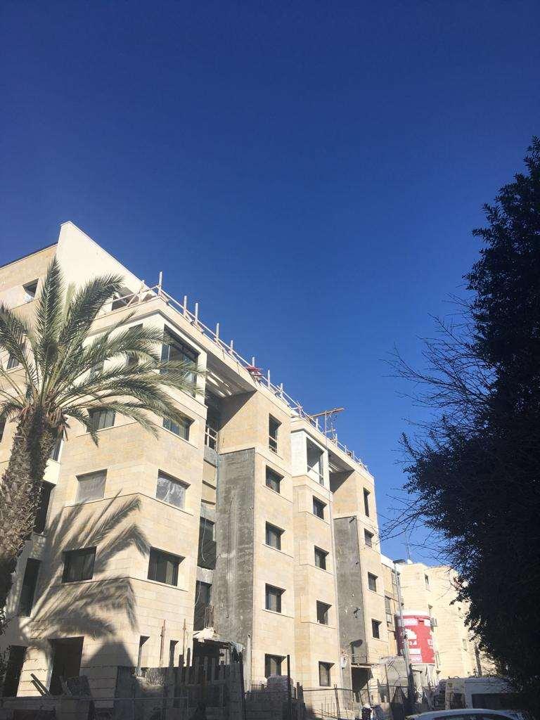 דירה למכירה 4 חדרים בירושלים בקעה בן יפונה