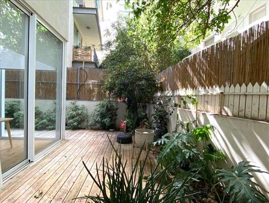 דירת גן למכירה 3 חדרים בתל אביב יפו אסתר המלכה