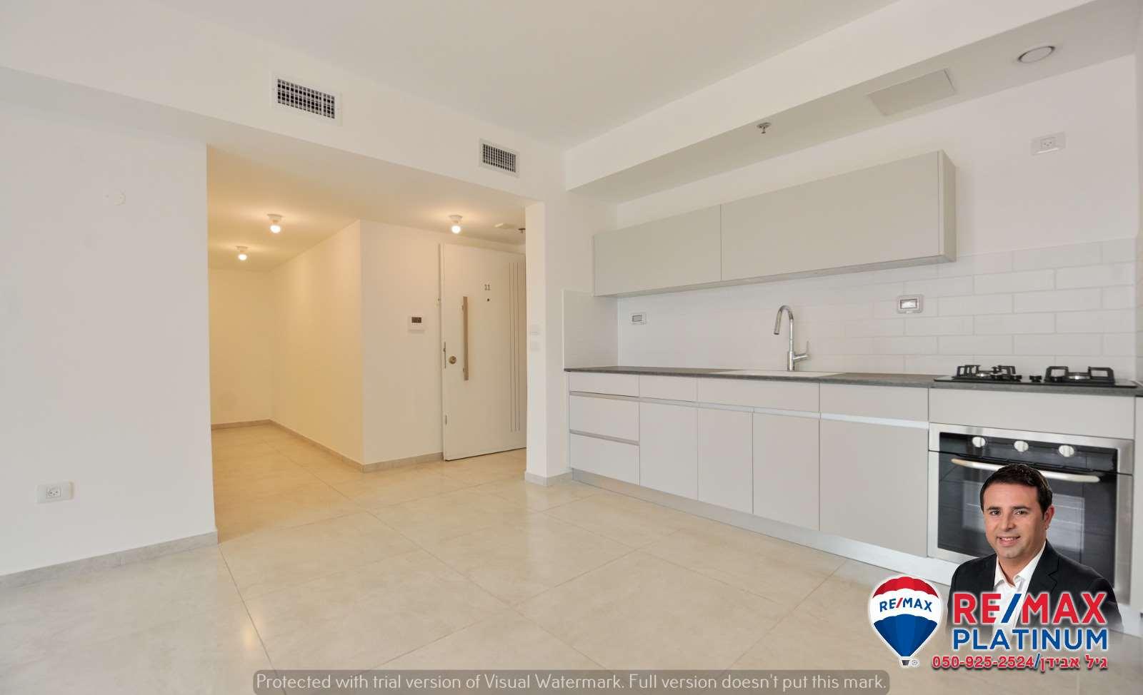 דירה למכירה 3 חדרים בקרית אונו דרך לוי אשכול