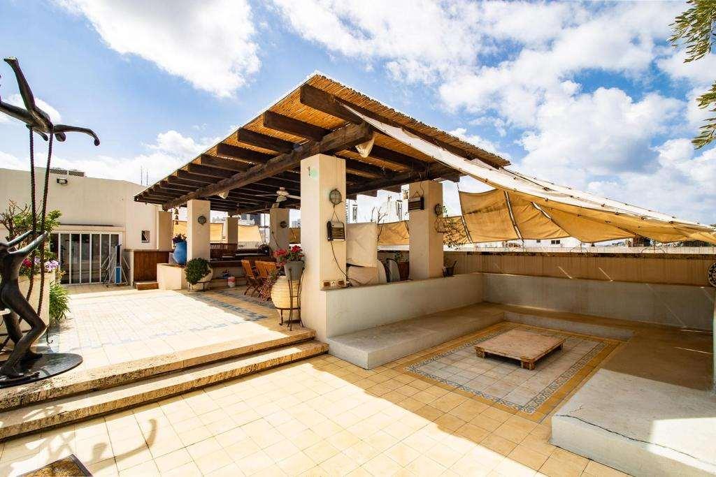 דירת גג למכירה 7 חדרים בתל אביב יפו שדרות דוד המלך