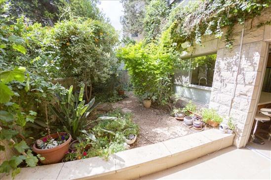 דירת גן למכירה 7 חדרים בירושלים ארנונה אפרתה
