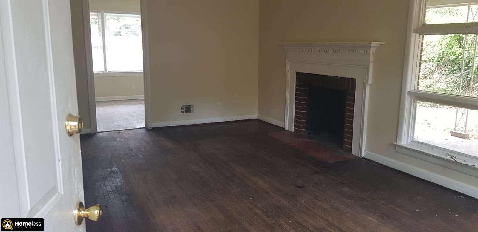 Empty 3 Rooms In United states -  Other 3 חדרים בארצות הברית  - אחר