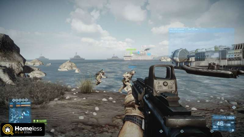 Gameplay Footage from BF3 Multiplayer