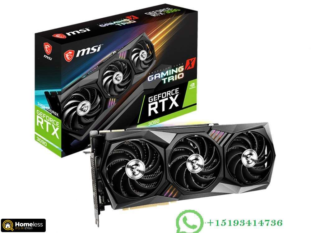 MSI GeForce RTX 3090 GAMING X