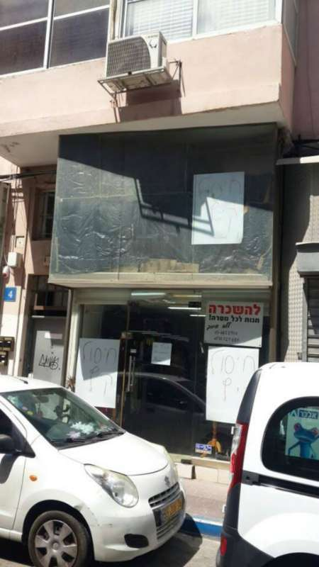 חנויות השכרה בתל אביב יפו השוק