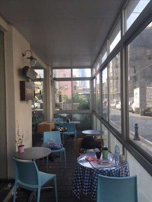 בתי קפה ומסעדות להשכרה, שפר, תל אביב יפו