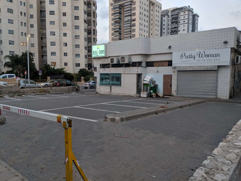 חנויות להשכרה, קרן היסוד, בת ים
