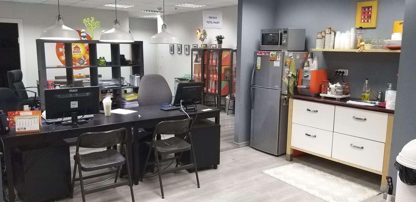 משרדים להשכרה, העבודה, ראש העין