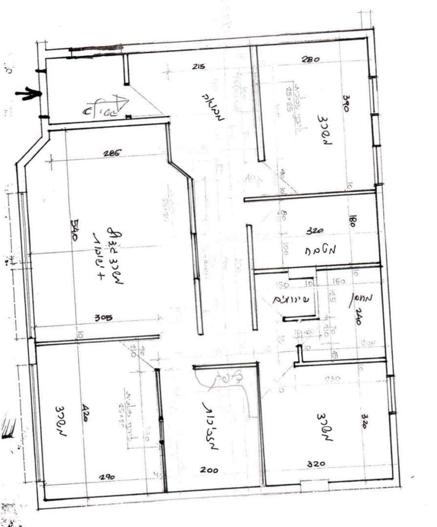 משרדים להשכרה, ביל''ו, רחובות
