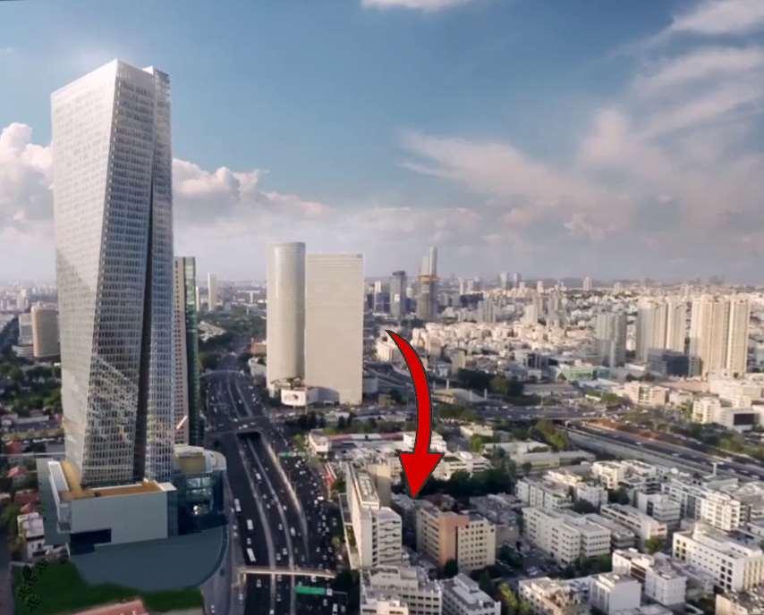 משרדים להשכרה, הנצי''ב, תל אביב ...
