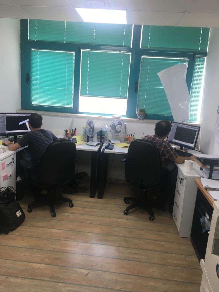 משרדים להשכרה, הבונים 6, רמת גן