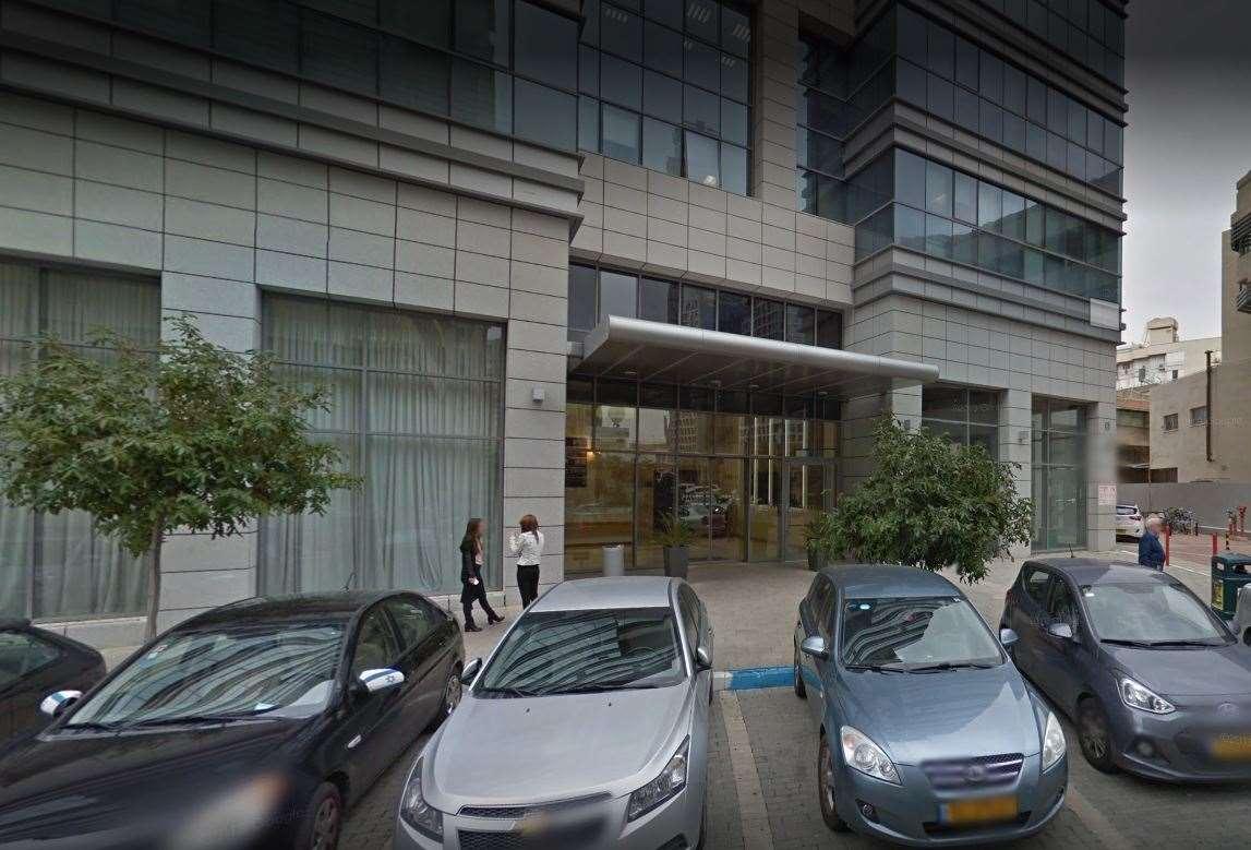 משרדים להשכרה, החילזון, רמת גן
