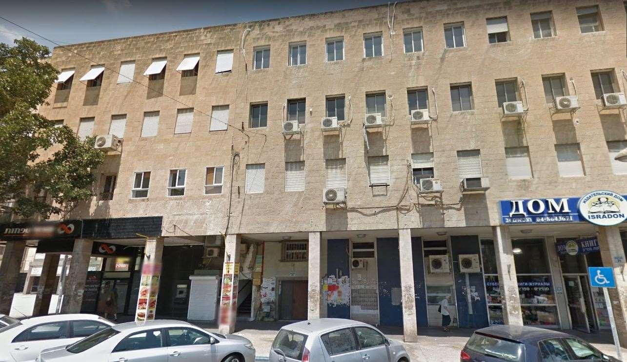 משרדים להשכרה, הנביאים 24, חיפה