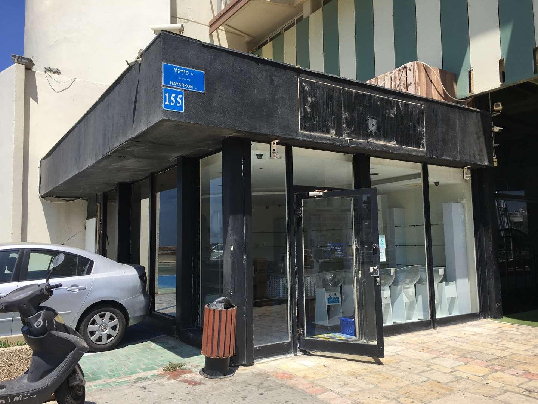 חנויות להשכרה, הירקון, תל אביב יפו
