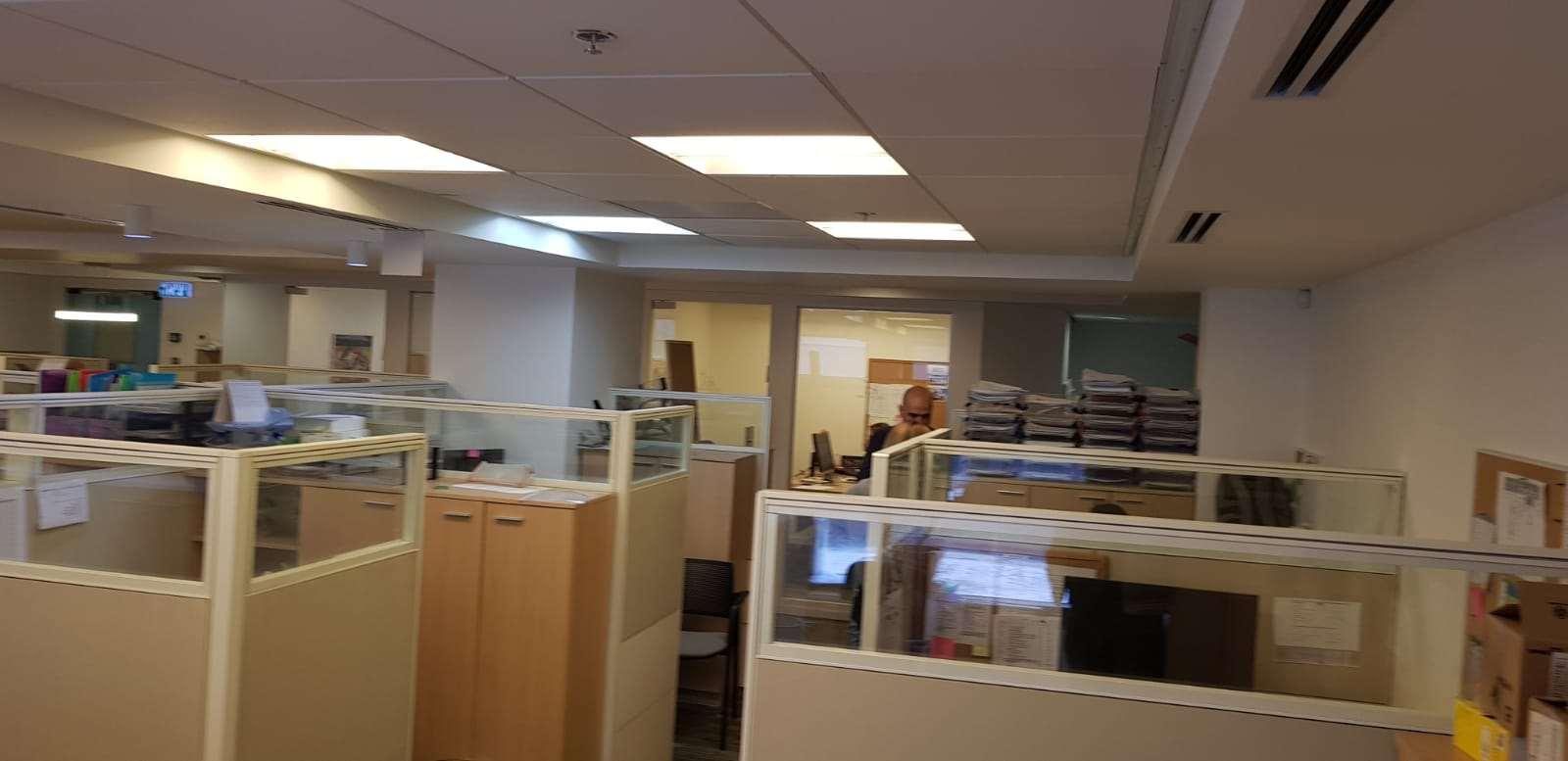 משרדים להשכרה, התע