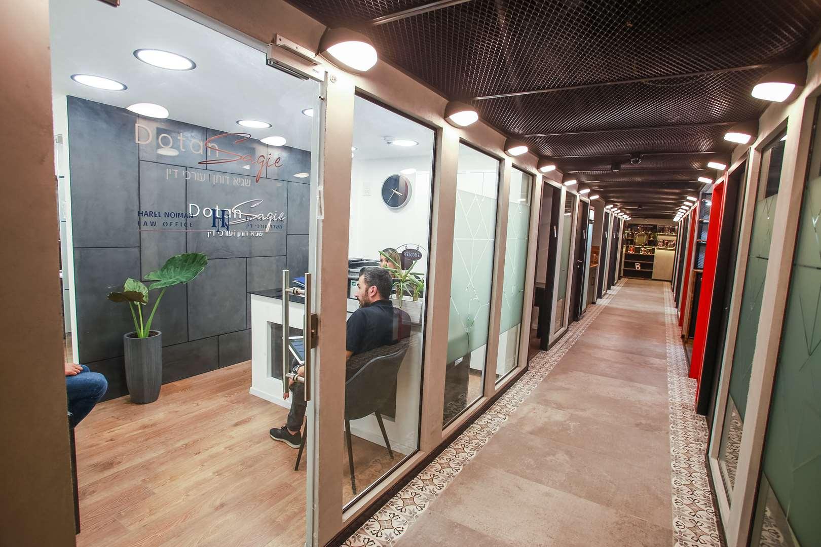 תמונה 2 ,משרדים להשכרה דרך מנחם בגין --ללא תיווך גני שרונה תל אביב יפו
