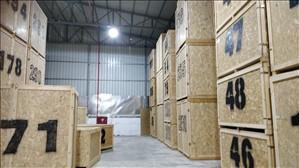 מחסנים השכרה בשדי חמד מחסן איכותי כ750 מר