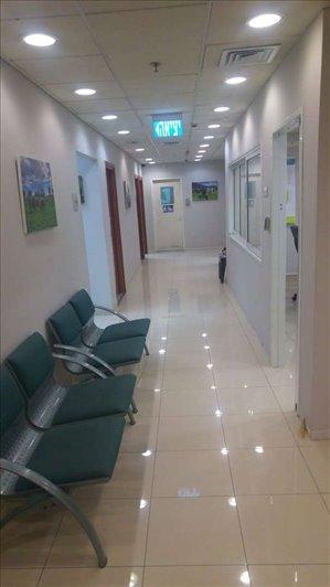 משרדים השכרה בכפר סבא קומת משרדים מ13 מר-200 מר