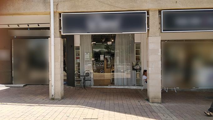 """תמונה 1 ,חנויות להשכרה חנות מקסימה כ60 מ""""ר במרכז מרכז רעננה"""