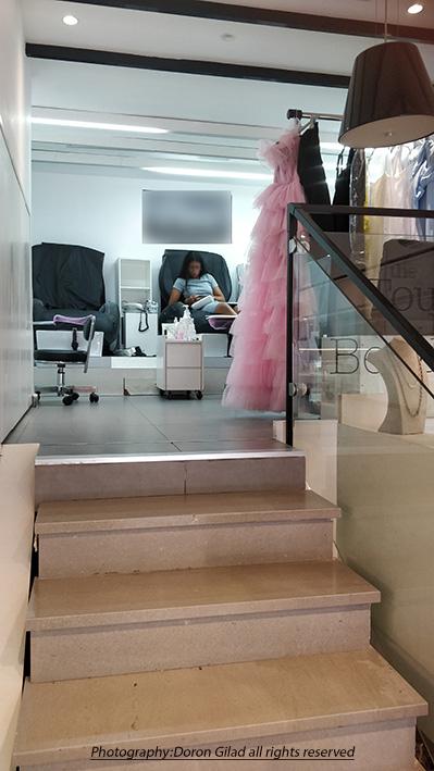 """תמונה 3 ,חנויות להשכרה חנות מקסימה כ60 מ""""ר במרכז מרכז רעננה"""