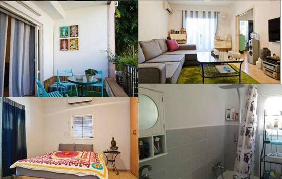 דירה לשותפים 3 חדרים בתל אביב יפו טהון יהושע