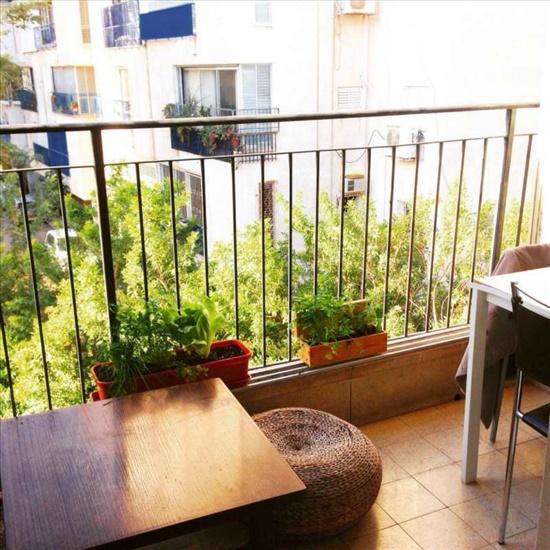 דירה לשותפים 2 חדרים בתל אביב יפו ארלוזרוב 58
