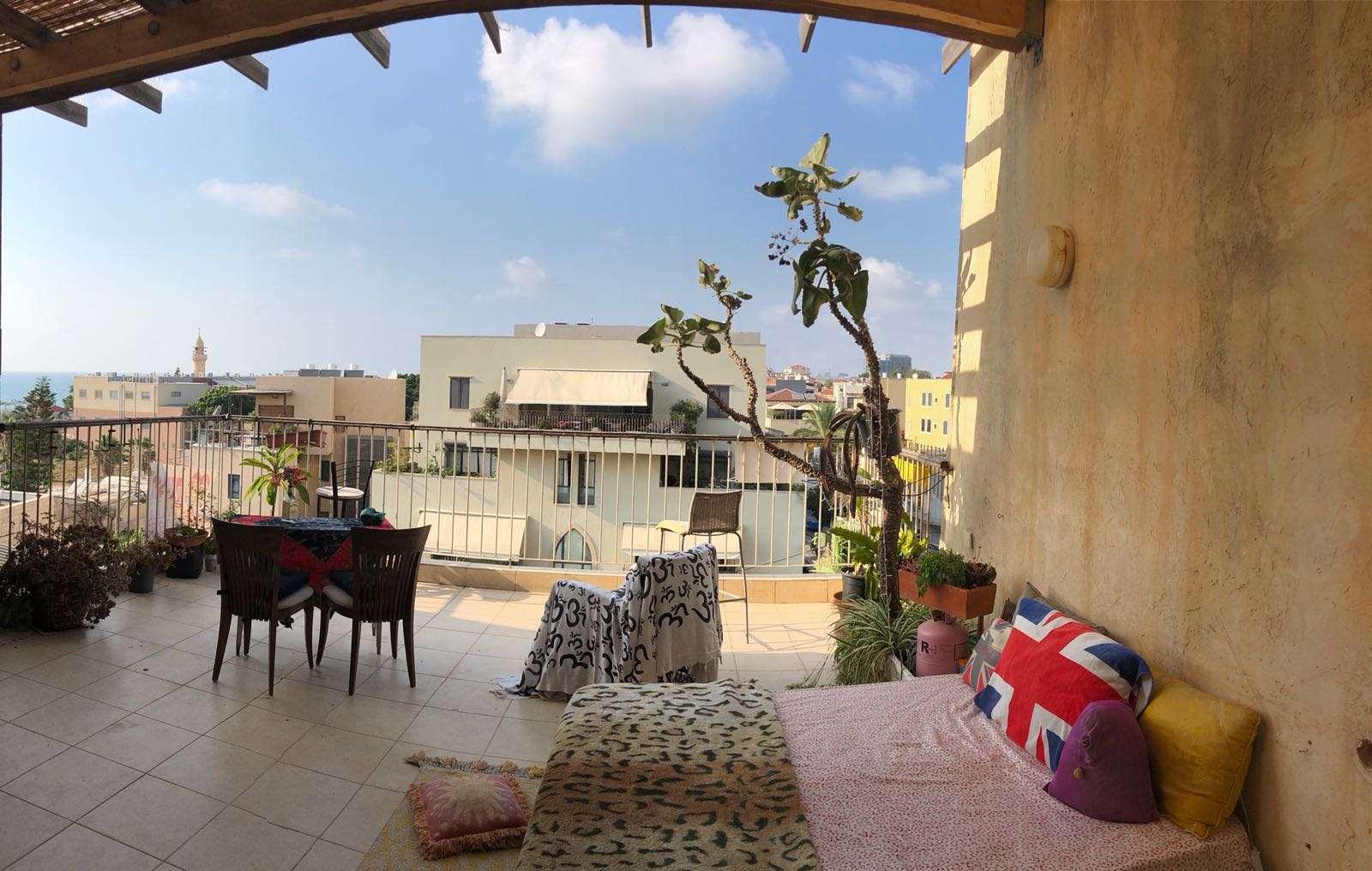 דופלקס, 3 חדרים, קדם, תל אביב יפו