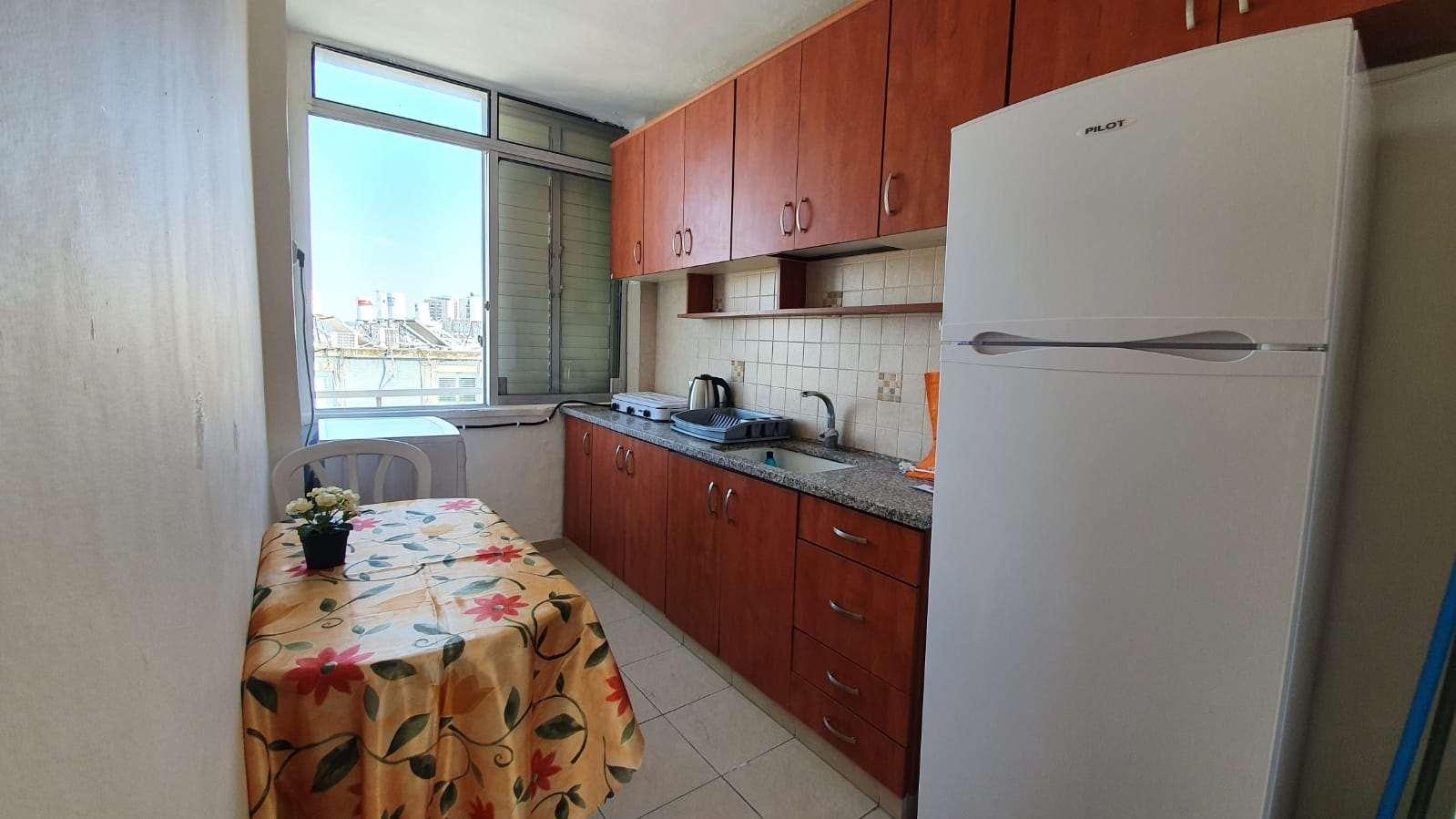 דירה, 3 חדרים, ששת הימים, נשר