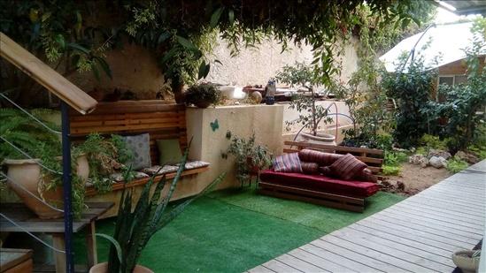 דירת גן לשותפים 4 חדרים בתל אביב יפו גרץ