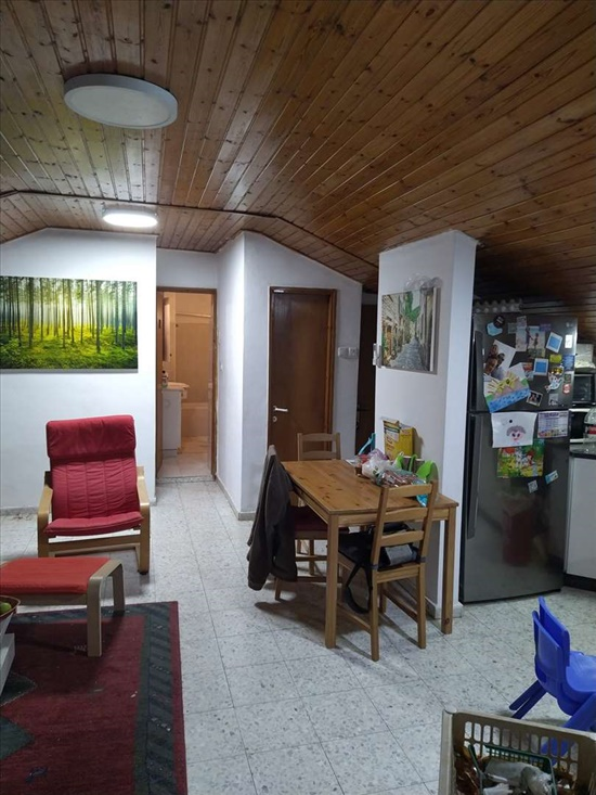דירת גג לשותפים 4 חדרים בירושלים שלמה דוגה