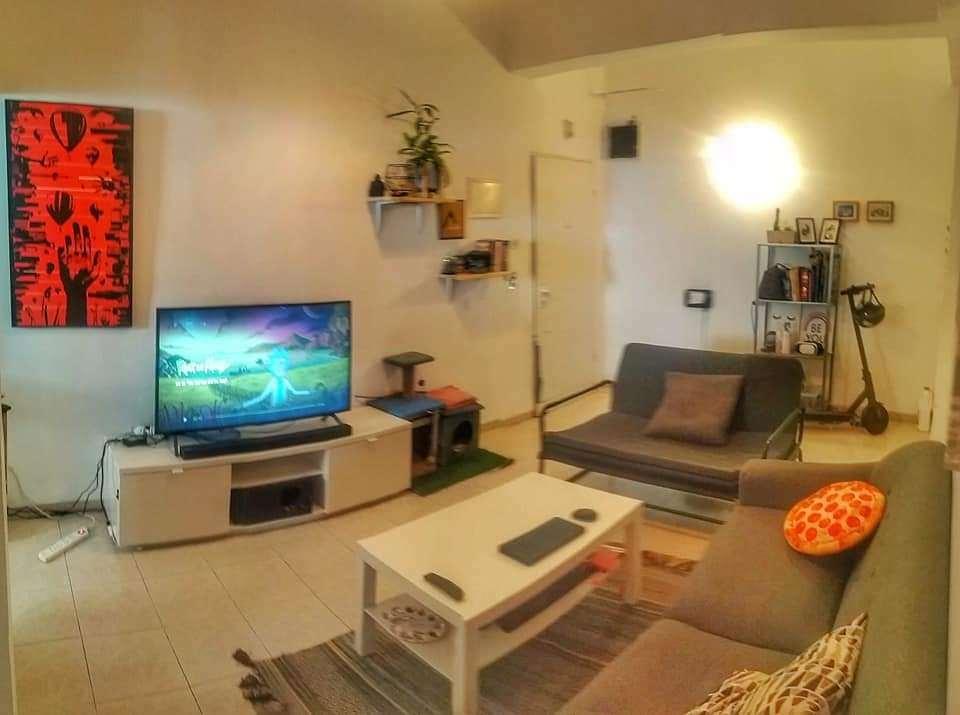 דירה לשותפים 4 חדרים בחיפה בן יהודה