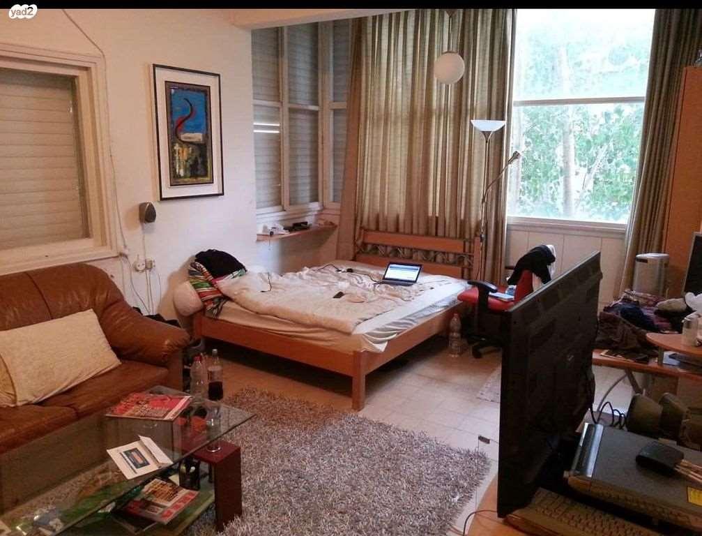 דירה לשותפים 2 חדרים בתל אביב יפו שדרות נורדאו