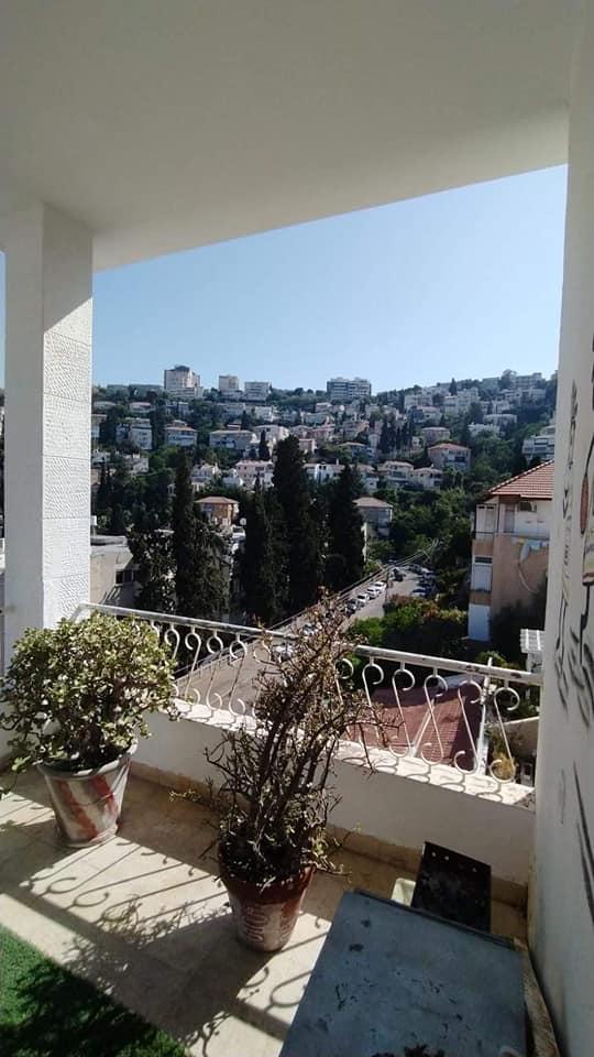 דירה לשותפים 3.5 חדרים בחיפה רש