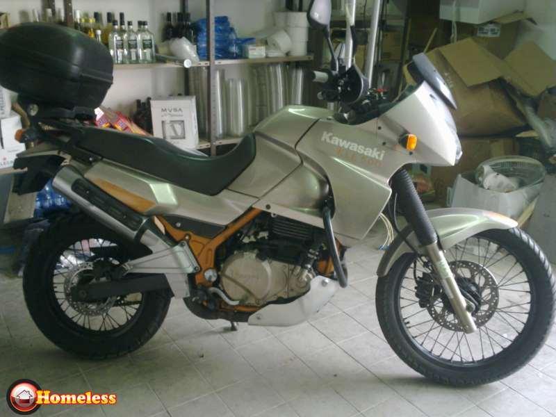 קוואסאקי KLE500