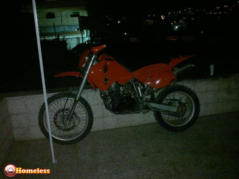 ק.ט.מ / KTM LC4-620