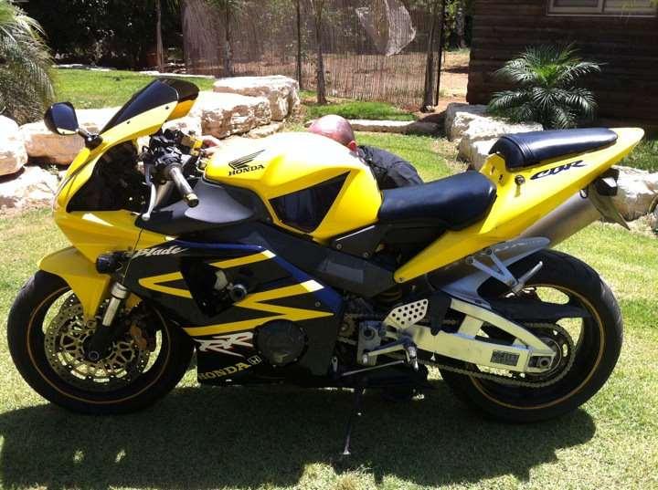 הונדה CBR 1000 RR