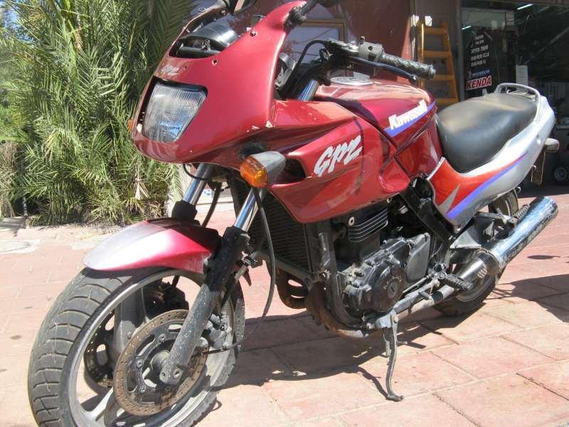 קוואסאקי GPZ500