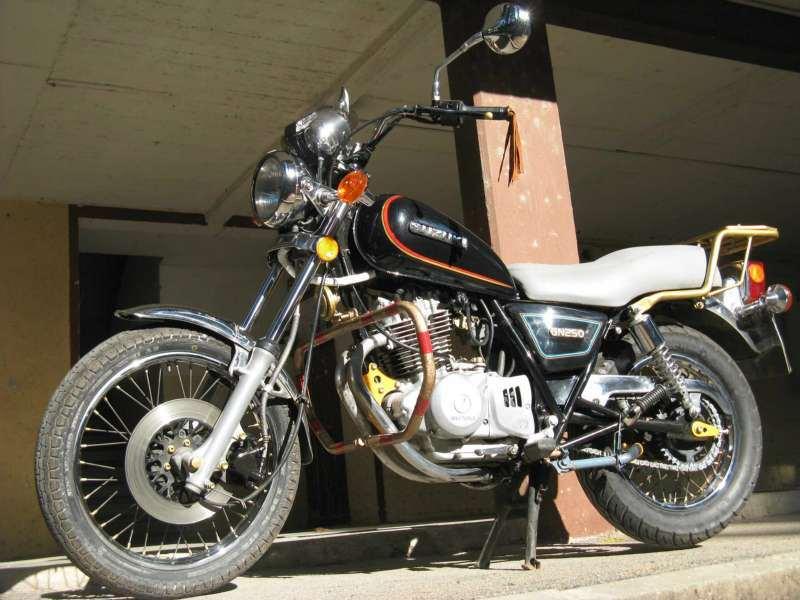 סוזוקי GN250