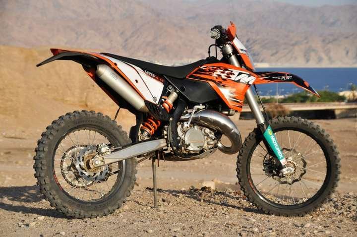 ק.ט.מ / KTM EXC 125