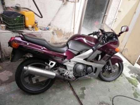 קוואסאקי ZZR1100/1200