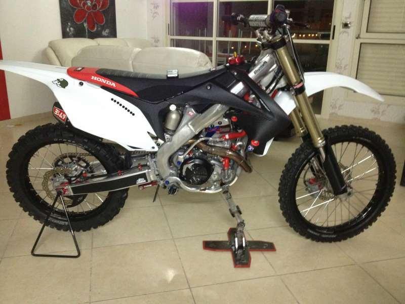 הונדה CRF 450
